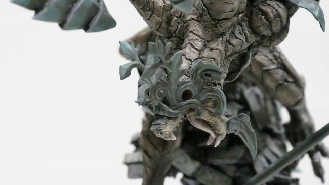 ダークソウル フィギュア アルトリウス ガーゴイル ワンフェスに関連した画像-06
