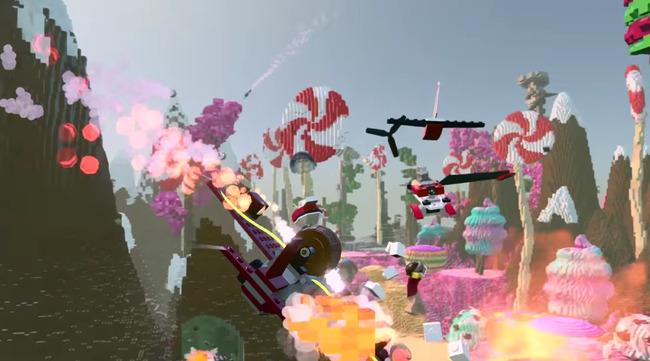 予約開始 マインクラフト マイクラ 神ゲー サンドボックス LEGO レゴ レゴワールド に関連した画像-13