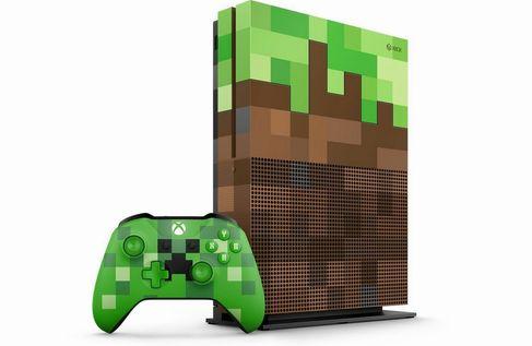 マインクラフト 数量限定 XboxOneS XboxOne マイクラに関連した画像-01