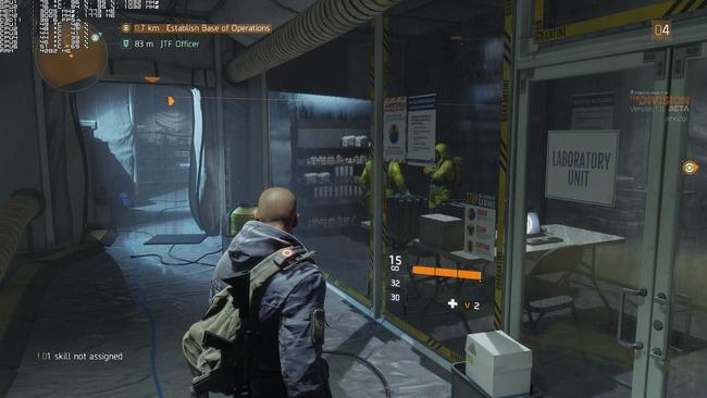 ディビジョン PS4に関連した画像-04