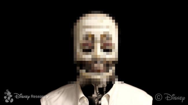 ディズニー 人間型ロボット 開発 不気味 キモイに関連した画像-01