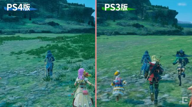 スターオーシャン スターオーシャン5 SO5 PS3 PS4 比較に関連した画像-06