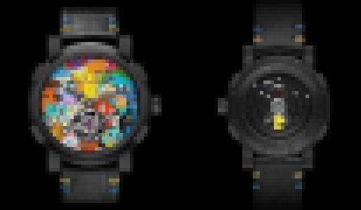 腕時計 ロマン・ジェローム ポケモンに関連した画像-01