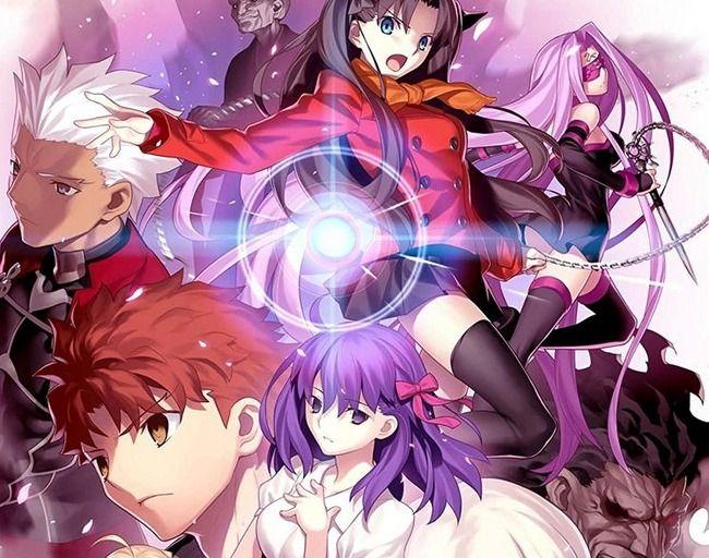 アニメ Fate 時系列 例え 画像に関連した画像-01