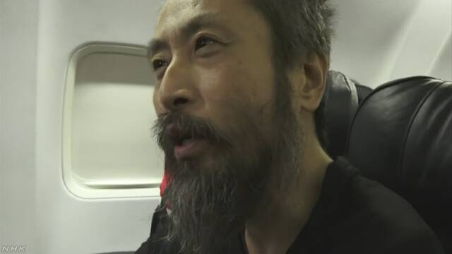 安田純平 シリア 解放 NHKに関連した画像-01