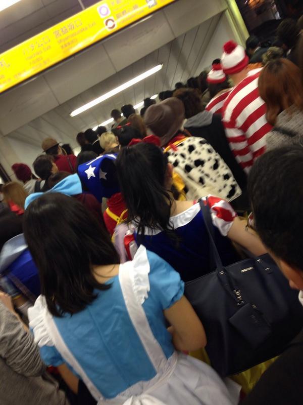 渋谷 怪盗キッド ハロウィンに関連した画像-10
