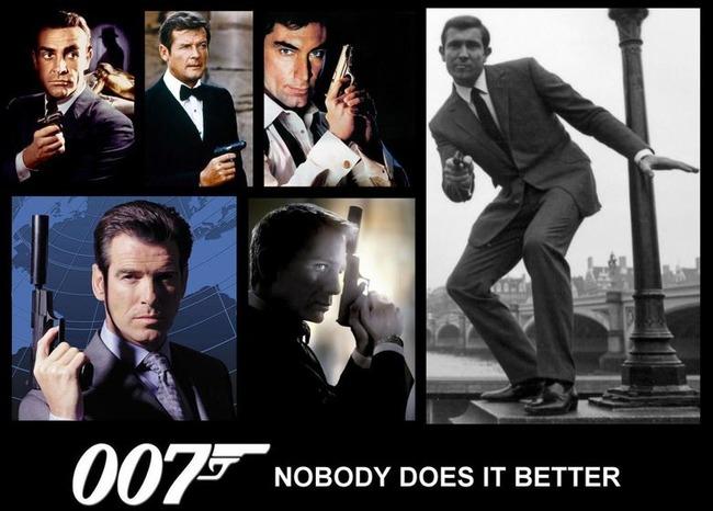 ジェームズ・ボンド 映画 007 黒人女性 起用に関連した画像-01