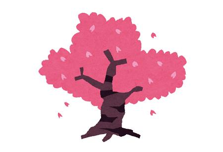 桜 開花 予想 全国に関連した画像-01