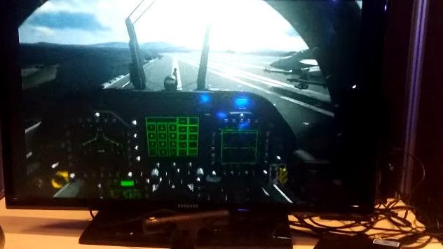 エースコンバット7 PSVR プレイ動画に関連した画像-02