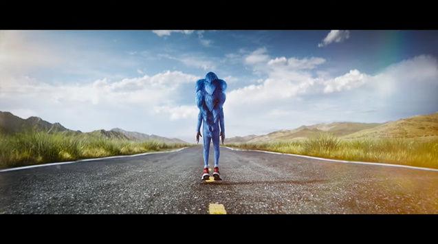 ソニック・ザ・ヘッジホッグ ハリウッド 実写映画 CG 予告トレーラー 映像に関連した画像-06