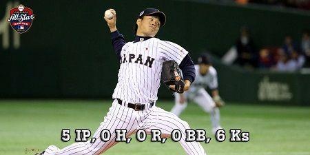 ノーヒットノーラン 日本代表 侍ジャパンに関連した画像-01