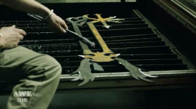 キングダムハーツ 鍛冶屋 職人 キーブレード 約束のお守り 武器に関連した画像-07