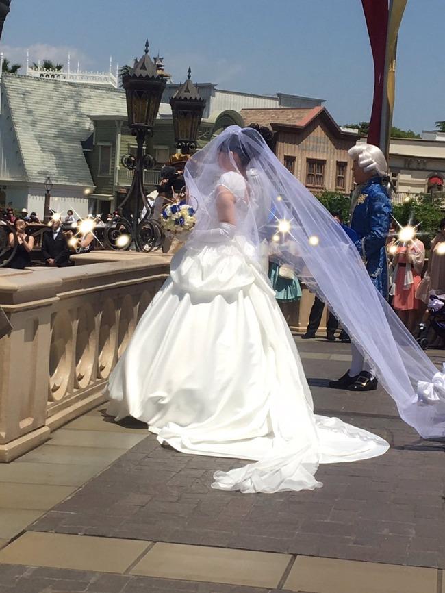 西又葵 結婚式 ディズニーランド シンデレラ城 イラストレーター 三宅淳一に関連した画像-07