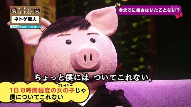 ネトゲ ネトゲ廃人 NHK 特集 ねほりんぱほりんに関連した画像-37