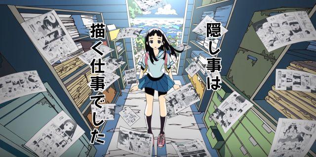 久米田康治 シャフト 神谷浩史 かくしごとに関連した画像-01