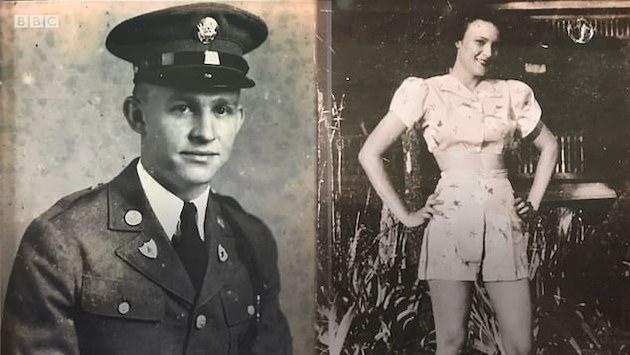 第二次世界 引き裂かれたカップル 75年ぶり 運命 再会に関連した画像-03
