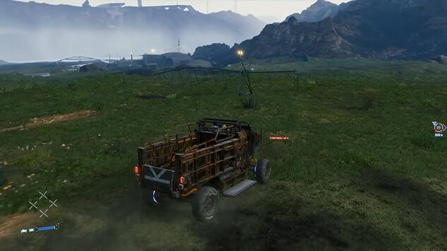 デス・ストランディング 儀式の人 メタルギアソリッド MGSV ミュール戦 スーパープレイ 動画に関連した画像-12