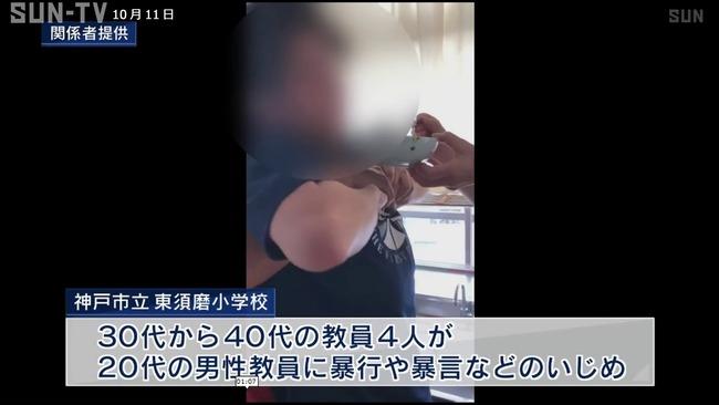 東須磨小学校 教員暴行事件 神戸市教育委員会 係長 自殺に関連した画像-01