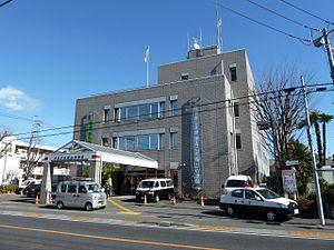 300px-Higashimurayama_police_station