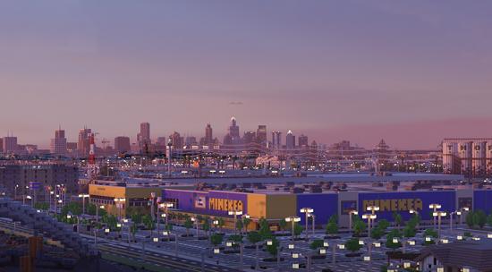 マインクラフト大都市マップ配布に関連した画像-01