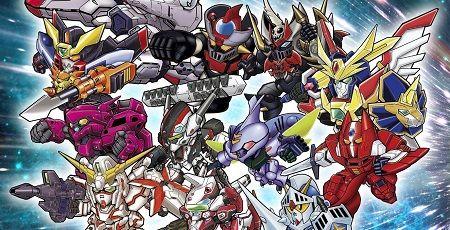 スーパーロボット大戦BX 主人公 ヒロイン 松岡禎丞 中原麻衣に関連した画像-01