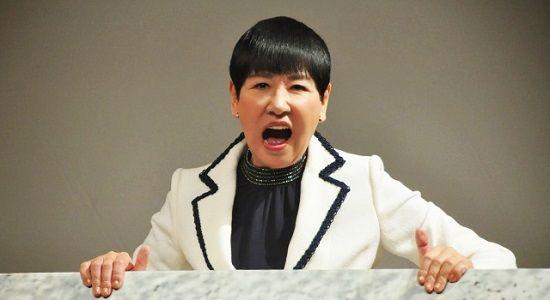 和田アキ子さん「女性の立場として言う。女性って地位が低い。日本は」
