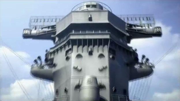 ファンタシースターオンライン2 PSO2 戦艦大和 菊花紋章 菊紋 反日 セガに関連した画像-09