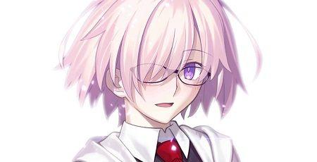 FGO マシュ Fate グランドオーダー 眼鏡 グッズ イメージ眼鏡に関連した画像-01