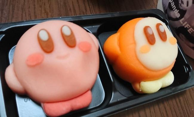 カービィ 和菓子 に関連した画像-03