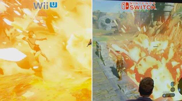 ゼルダの伝説 ニンテンドースイッチ WiiUに関連した画像-15
