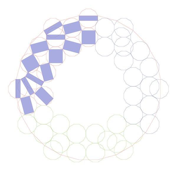 東京オリンピック エンブレム 組市松紋 A案に関連した画像-04