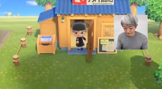 どうぶつの森 あつまれ 登坂淳一 元NHKアナウンサー あつ森 カブ 実況に関連した画像-02