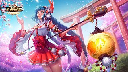 王者栄耀 テンセントゲームズ 大手ゲーム会社 中国 リオネル・メッシ に関連した画像-01