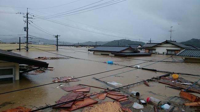 豪雨 西日本に関連した画像-01