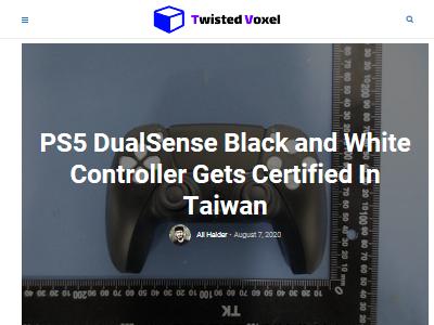 PS5 黒 コントローラー DualSenseに関連した画像-02