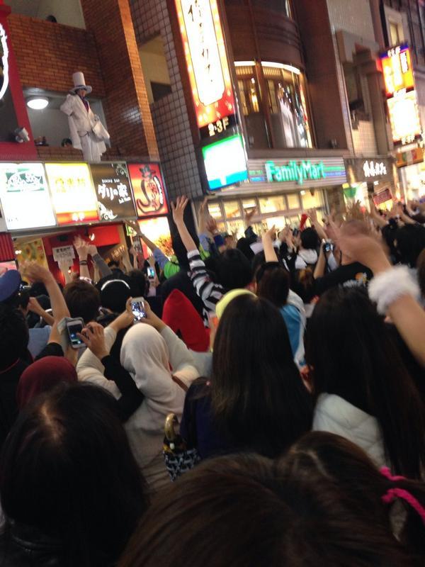 渋谷 怪盗キッド ハロウィンに関連した画像-03