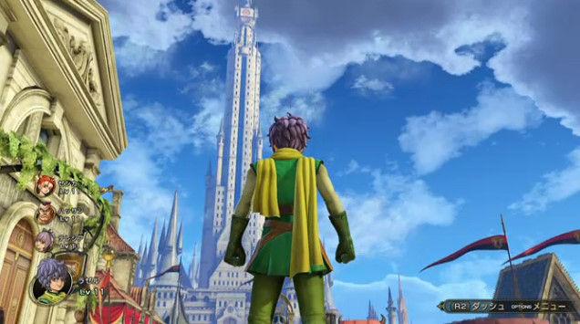 ドラゴンクエストヒーローズ DQH ドラクエヒーローズ ドラゴンクエスト ドラクエに関連した画像-10