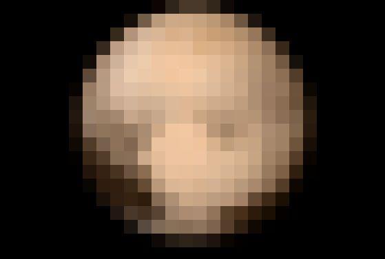 冥王星 ニュー・ホライズンズ NASAに関連した画像-01