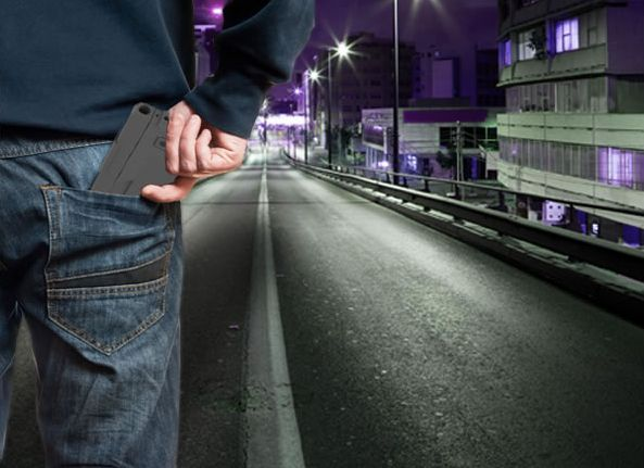スマホ 見た目 拳銃に関連した画像-06