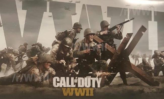 コールオブデューティ WW2 新作 CODWW2 次回作に関連した画像-03