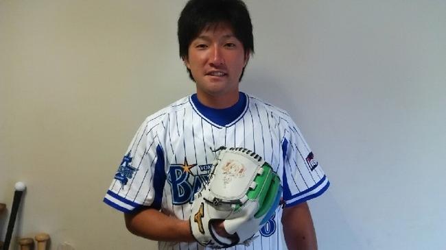 オタク 横浜 DeNA 野川拓斗 投手 グローブ ハッカドール コラボ アニオタに関連した画像-05