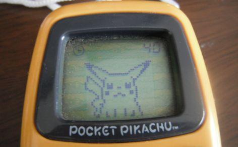 ポケットピカチュウ ポケモンGOに関連した画像-01