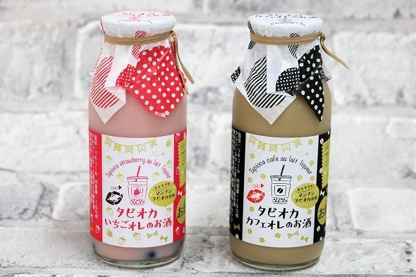 タピオカ お酒 アルコール ドン・キホーテ いちごオレ カフェオレに関連した画像-03