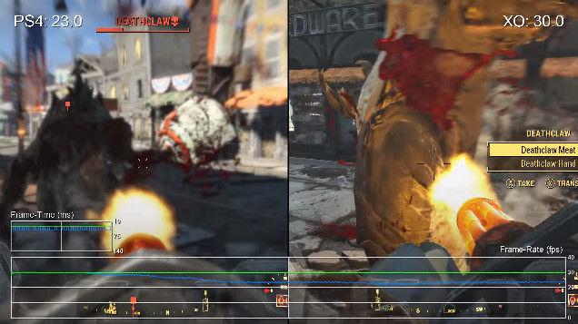 フォールアウト4 動画 fps 計測 PS4 XboxOne ベセスダ・ソフトワークスに関連した画像-10