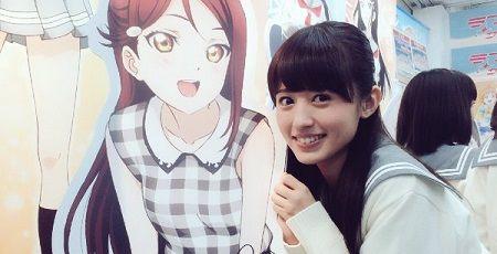逢田梨香子 ボトラー ラブライブサンシャイン 桜内梨子 に関連した画像-01