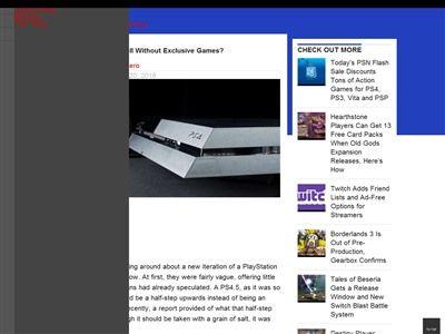 PS4 PS4.5PSNEO 独占タイトルに関連した画像-02