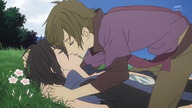 同性愛 男性 キス ウジ虫 ストレスに関連した画像-01