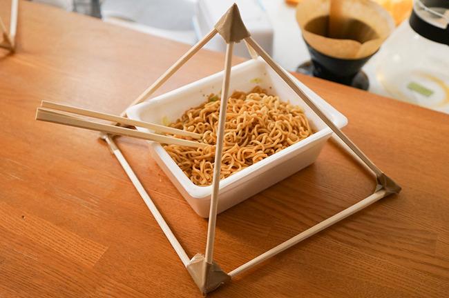 上坂すみれ やばい カップ焼きそば ピラミッドパワーに関連した画像-03
