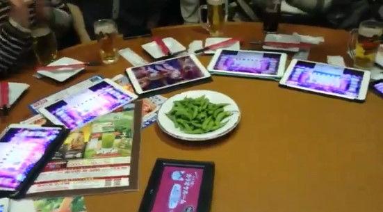 オタク ガチャ 中華テーブル ターンテーブル デレステ アイマス 二次会に関連した画像-06