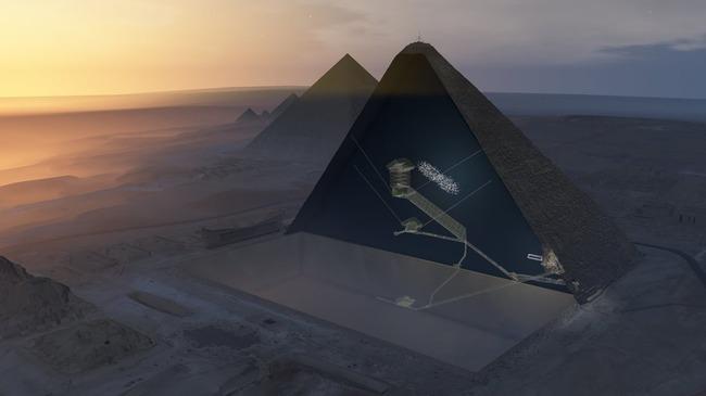 歴史 世界史 クフ王 ピラミッド 未発見 アサクリ アサシンクリード オリジンズ に関連した画像-02